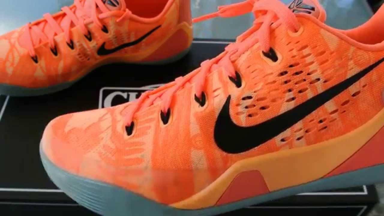 298bb8c0b502 KoF Mailbox  Nike Kobe 9 EM