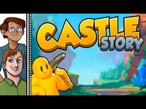 Let's Try Castle Story - My Original Kickstarter Nightmare
