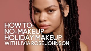 HOW TO: No-Makeup Holiday Makeup | MAC Cosmetics