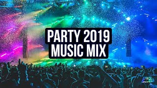 Party Music Mix 2019 - New Remixes Of Electro House EDM Music