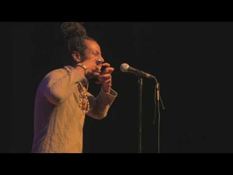 """A Funeral"" Akeem Olaj - 2016 Individual World Poetry Slam Finals"