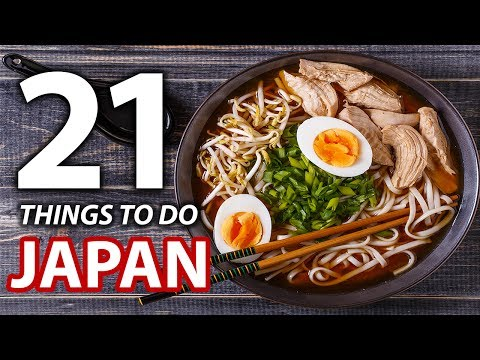 21 Things to do When You Arrive in Japan thumbnail
