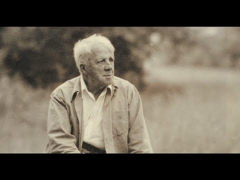 Robert Frost, Portrait in a Minute