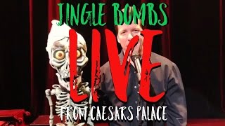 Achmed the Dead Terrorist sings Jingle Bombs LIVE from Caesars Place Las Vegas!| JEFF DUNHAM