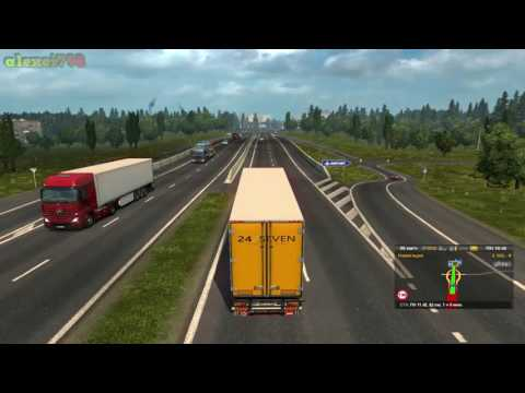 Euro Truck Simulator2\Promod 2.03+ Orient Express 9.1 + Turkey map/ Москва-Тверь