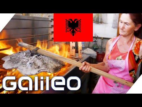 5 Dinge, auf die man in Albanien nicht verzichten kann!   Galileo   ProSieben