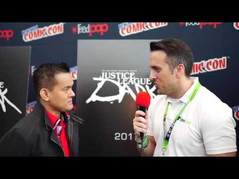 Jay Oliva On Why He Doesn't Do Marvel and Justice League Dark's Horror Theme