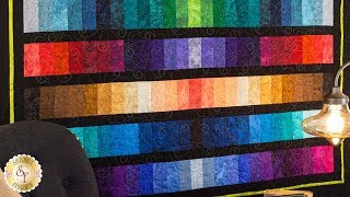 How to Make the Spectrum QuiltA Shabby Fabrics Sewing Tutorial