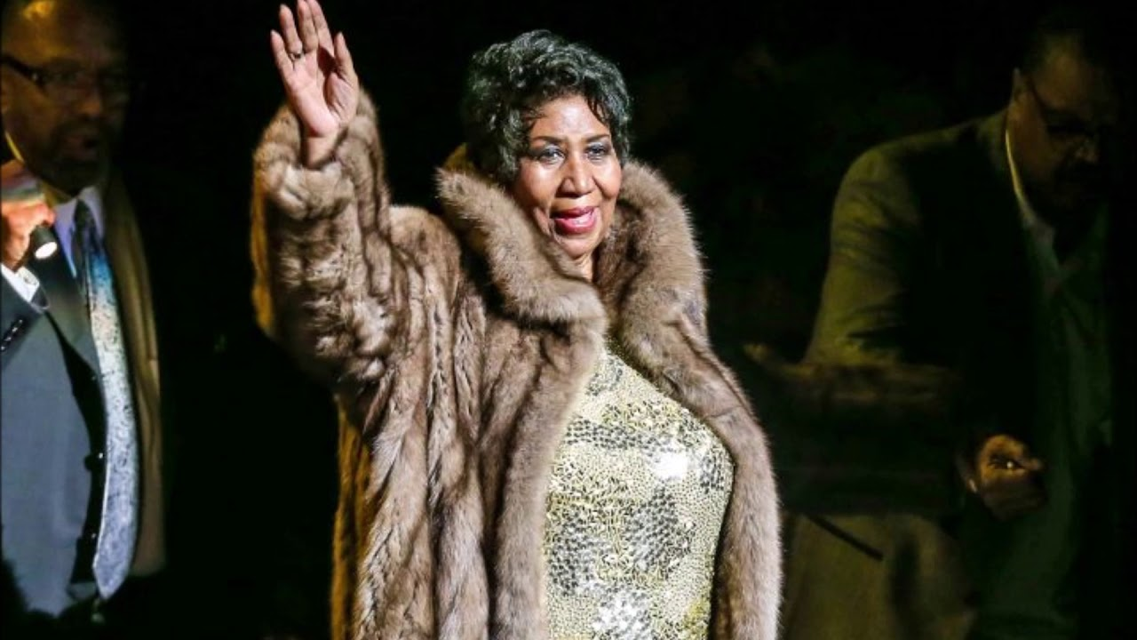 PETA Wants Aretha Franklin's Estate To Donate Her Fur Coat Collection