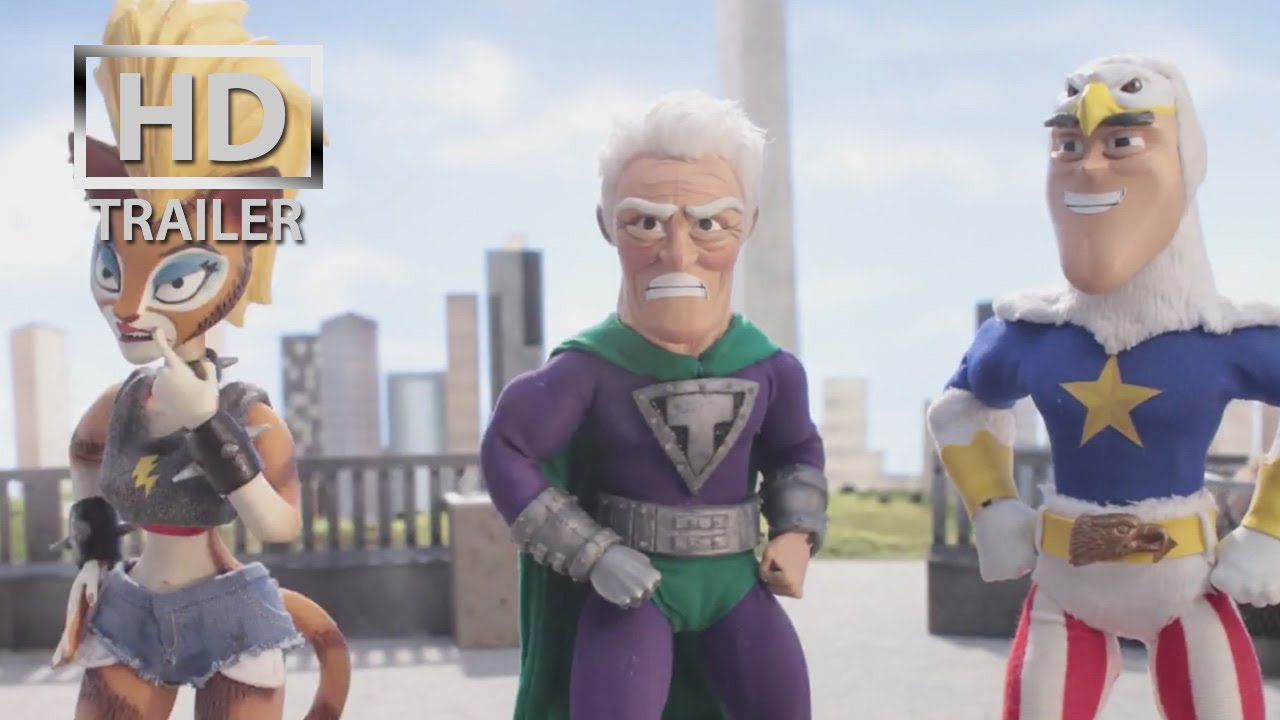 supermansion porn