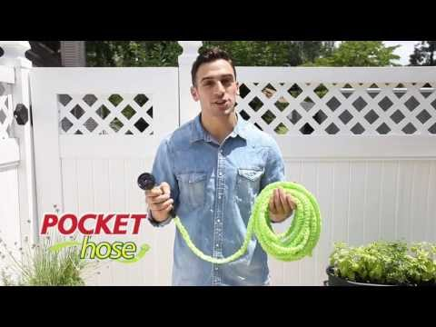 Tip - How To Use Pocket Hose With Spray Gun