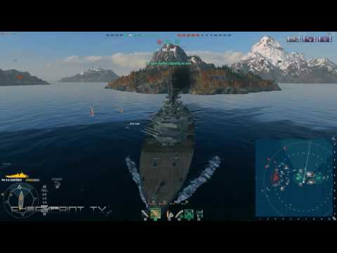World of Warships German Battleships - Grosse Kurfurst Tier 10 The Ultimate Battleship