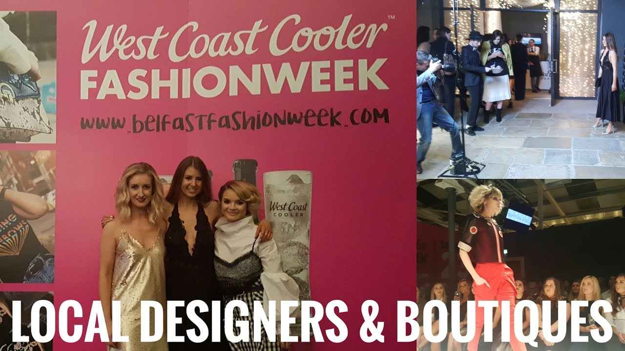West Coast Cooler Fashion Week: Local Designers ...