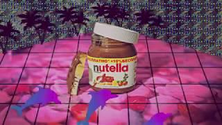 Японская реклама - Nutella