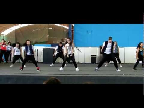 보아  Energetic Dance  feat DANCEMOTION
