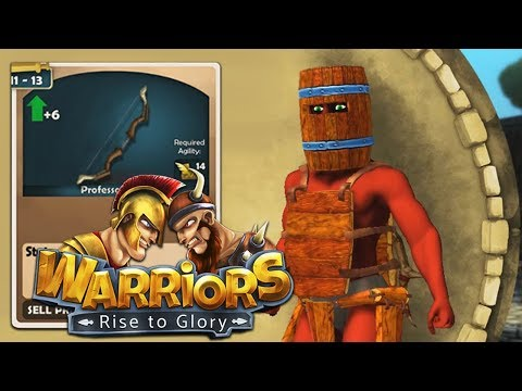 Забег на лучнике // Warriors: Rise to Glory! #2