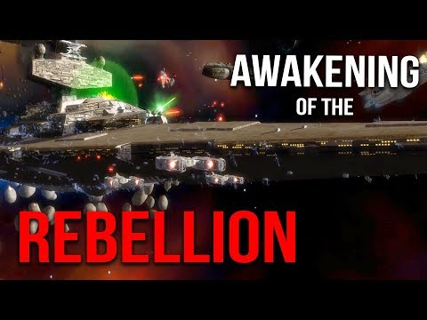 Imperial Fleet Engaged!  (Awakening of the Rebellion) Ep 9