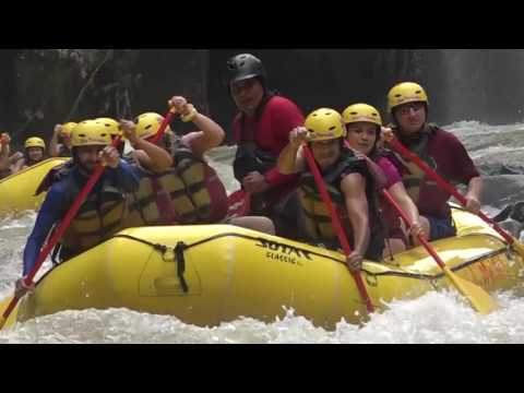 Aventura en Costa Rica promoción