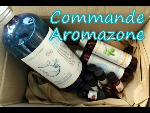 Commande AROMAZONE !!!!
