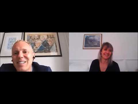 Rob Rinder talks to Helen Dewdney about empowering people