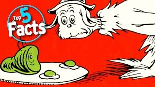 Top 5 Fascinating Dr. Seuss Facts