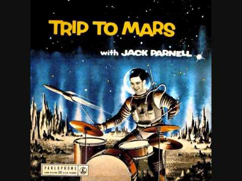 Trip to Mars with Jack Parnell (1958) Full vinyl LP