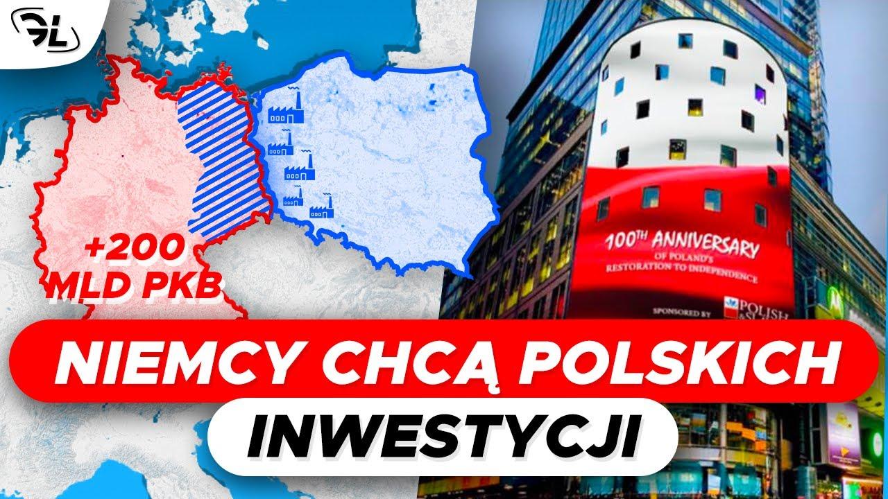 Największe POLSKIE INWESTYCJE za granicą