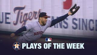05/19/19: Astros Plays of The Week