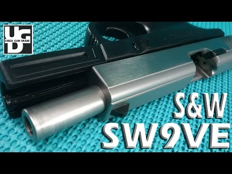 Smith SW9VE 1st Look Review, Wherever did they get the idea