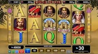 ROYAL SECRETS online free slot SLOTSCOCKTAIL egt