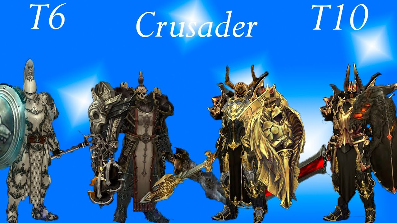 Diablo  Crusader Build Without Gear
