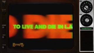 1985 - To Live and Die in LA TV Spot