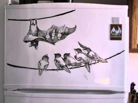 Картинка на холодильник чтобы не есть