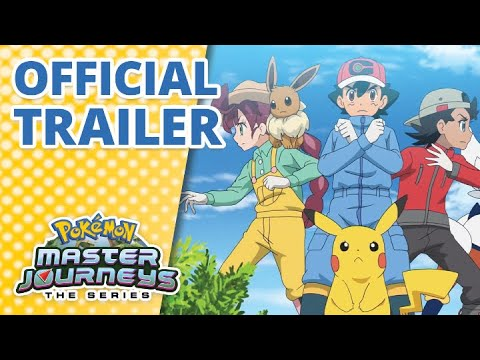 Download Pokémon Master Journeys: The Series | Official Trailer