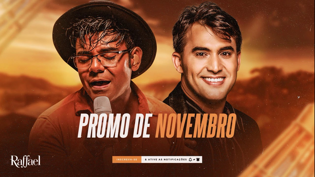 PABLO & TAYRONE | PROMO DE NOVEMBRO | MÚSICAS NOVAS