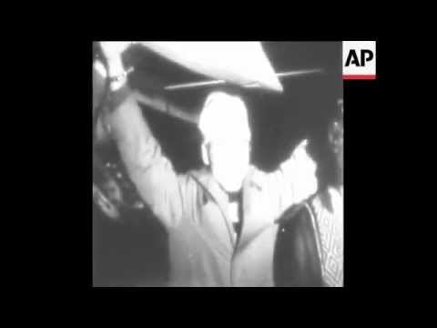 حادثة اختطاف طائرة ألمانية واستسلام الخاطفون بالكويت عام 1973م-تصوير نادر