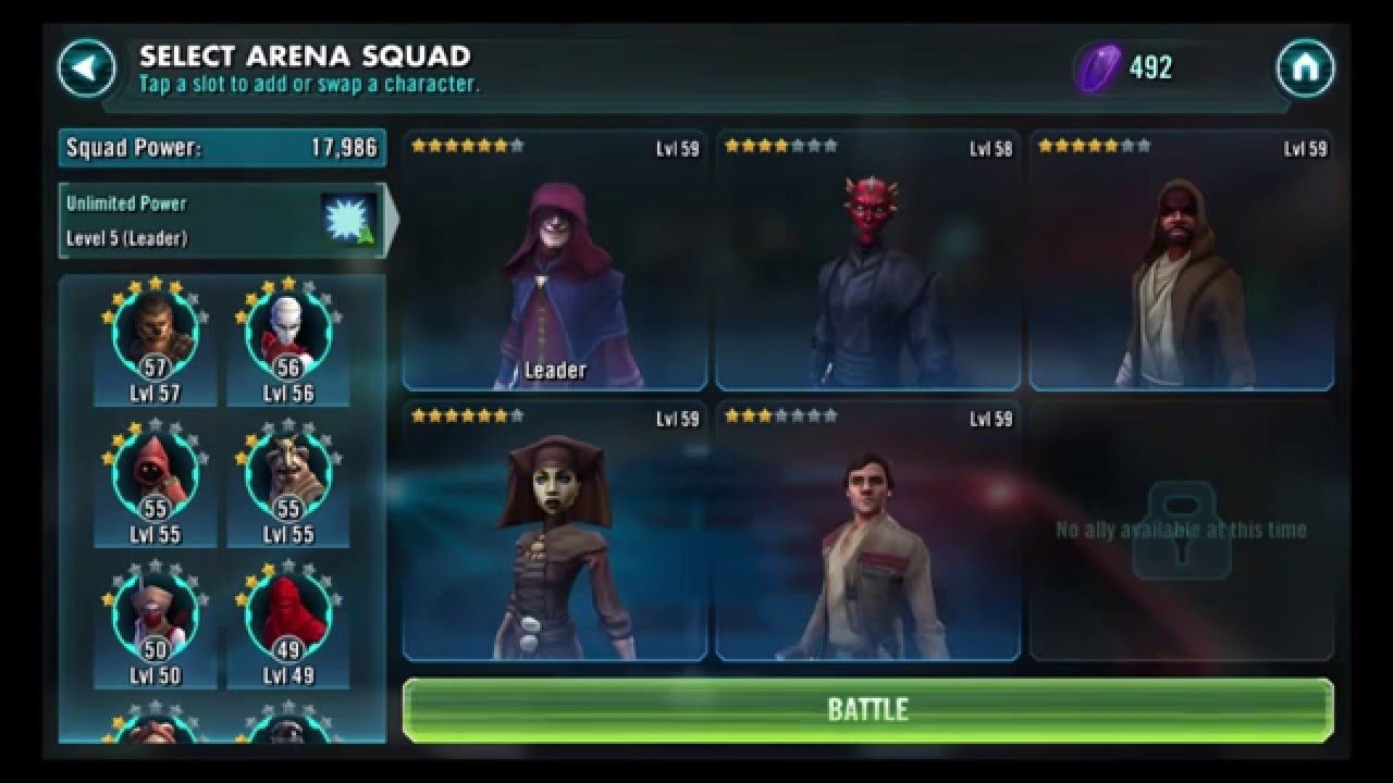Star Wars: Heroes Path - Boarding Party Chapter (iOS/iPad ...