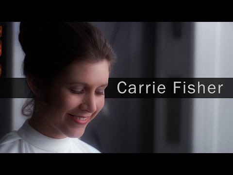 In Memory of Carrie Fisher
