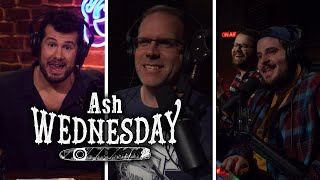 Gambar cover #657 Full Show! Ash Wednesday: Prank Calls and Your Questions Answered | Louder with Crowder