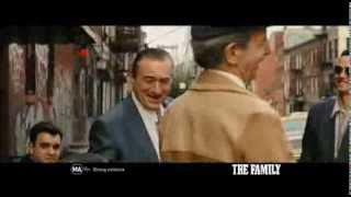 The Family (2013) They Fight Back Clip