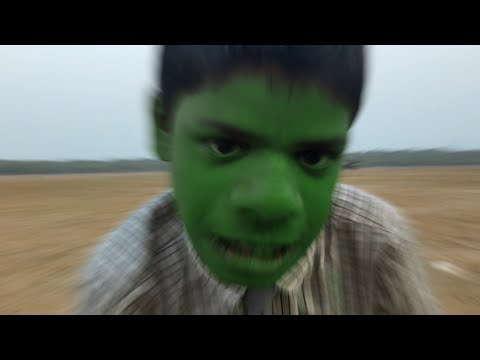 Low Budget Hulk Transformation Movie In Real Life ! ( Video shoot with Oneplus mobile )