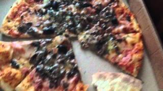 Обзор на Pizza-Perci пицца Портобело,Итальянский ресторан Перцы