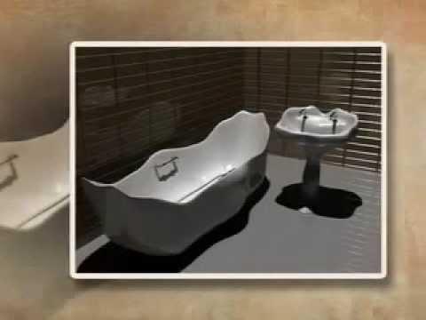 ванная, дизайн ванной комнаты