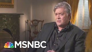 What's Up With All Of Steve Bannon's Shirts? | All In | MSNBC