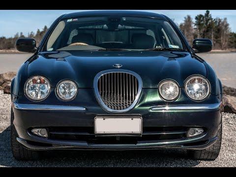2001 Jaguar S Type 4 0ltr V8 Waimak Clic Cars New Zealand