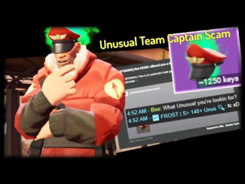 TF2: Scammer Tries to Scam A 1,250 Key Unusual and Fails (OPskins Scam Method.)