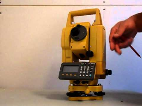 Components of the Total Station