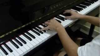 陳奕迅 Eason Chan - 歲月如歌 piano cover by Quan
