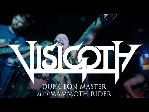 "Visigoth ""Dungeon Master"" and ""Mammoth Rider"" (LIVE)"