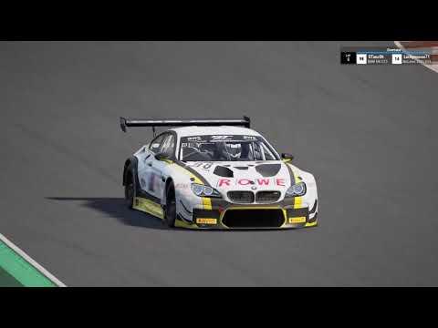 Spain GT3  Race Highlight : Assetto Corsa Competizione  